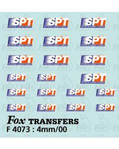 SPT Signage motifs