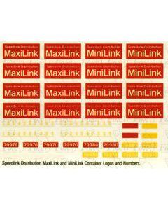 Speedlink Container Livery