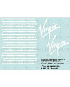 Virgin Class 82 DVT Livery