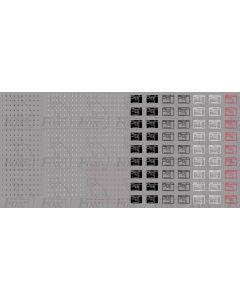 Loco/MU Data Panels