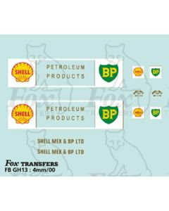 TRANSPORT COMPANIES - SHELL/BP