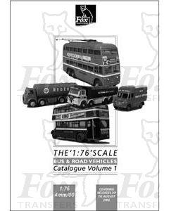 Bus & Road Vehicles (1940s-1960s) Fully Illustrated Catalogue