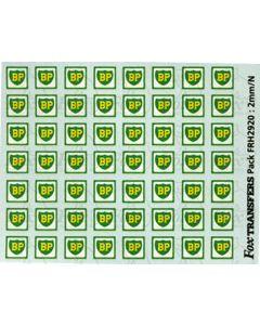 BP Tanker Emblems, small