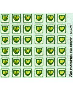 BP Tanker Emblems, large