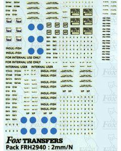 Blue Spot 1940s - 1960s