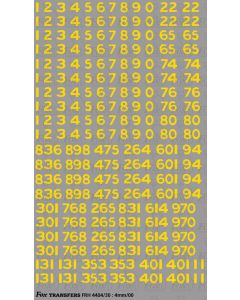 SR Railway Coaching Stock Set Numberset