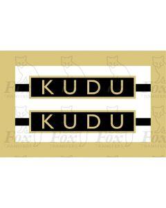 1008  KUDU