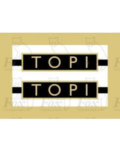 1013  TOPI
