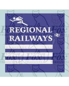 Regional Railways - STICKER
