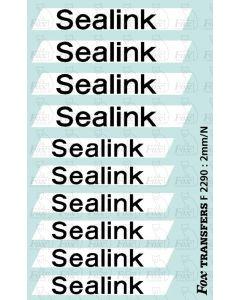 Sealink Coach Logos