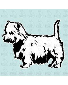 West Highland Terrier (Vinyl)