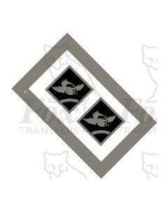 MPD Plaques - Stratford sparrow  - EARLY DESIGN (Class 08)