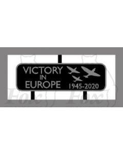 Headboard - VICTORY IN EUROPE 1